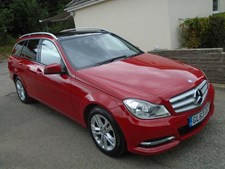 Mercedes-Benz C Class 2.1 C220 CDI SE (Executive Premium Plus) 5dr 30 TAX, PANORAMIC SUNROOF